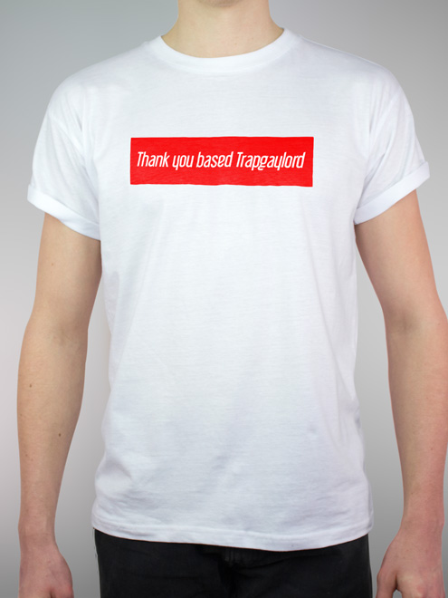 Juicy Gay - Trapgaylord - red/white