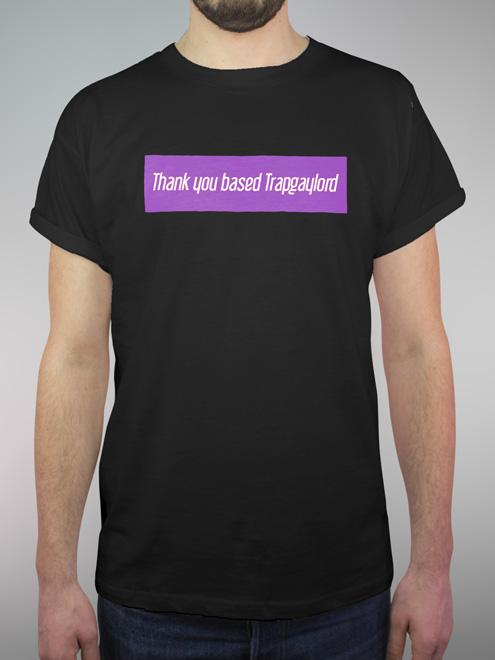 Juicy Gay - Trapgaylord - purple/black