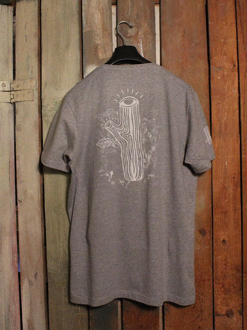 Holzweg Shirt Grey/White