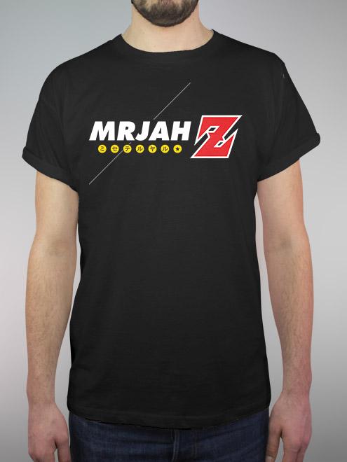 MRJAH-Z EP black