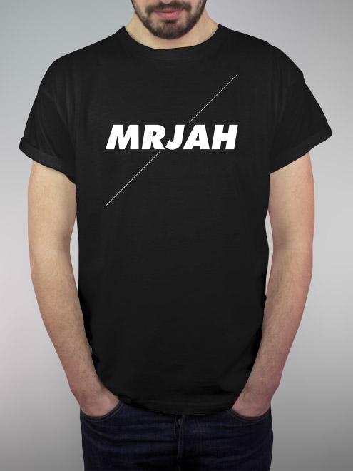 MRJAH Logo black
