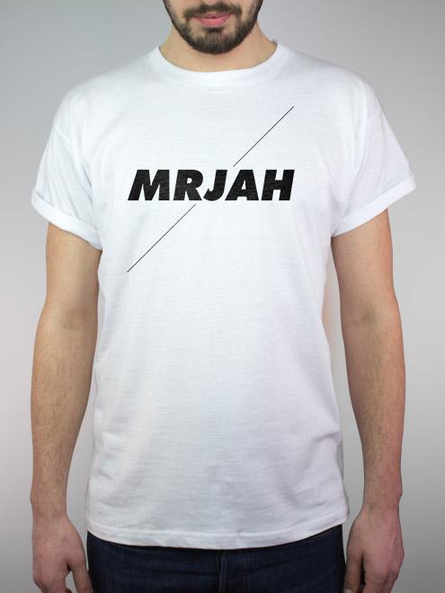 MRJAH Logo white