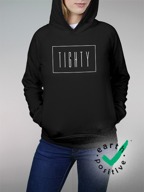 Tighty - Ladies Hoody