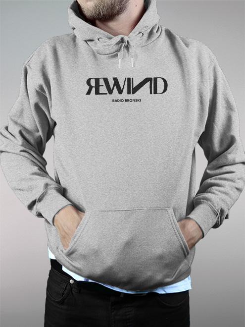 REWIND - Hoody