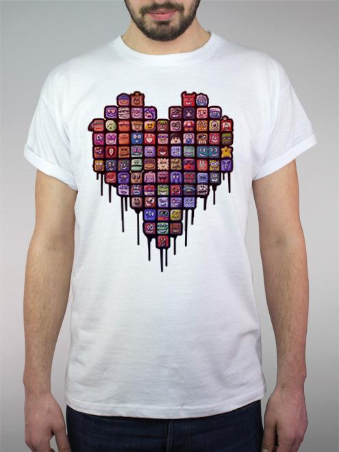 Living Pixels • Heart