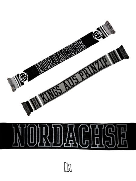 NORDACHSE SCHAL