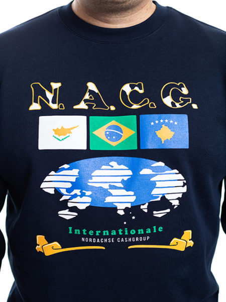 NORDACHSE FLAGGENSWEATER
