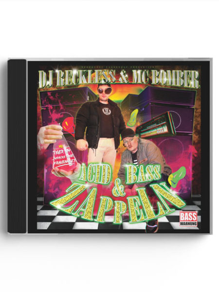 ACID, BASS & ZAPPELN CD