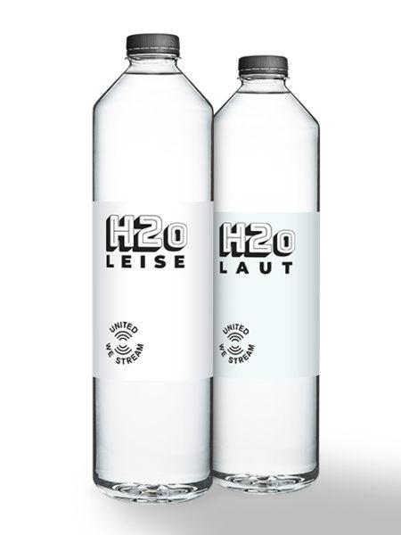 Trink ein virtuelles Wasser! (Spende) - UnitedWeStream - Leipzig