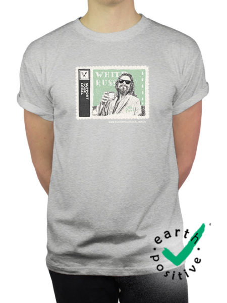 "SYL.BLN ""Dude"" Shirt Grey - Ecoline"