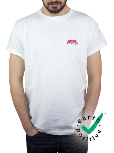 SYL.BLN Shirt White - Ecoline