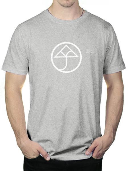 Arne Friedrich Stiftung - Shirt Grey - Ecoline
