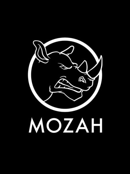 MOZAH – BEUTEL BLACK