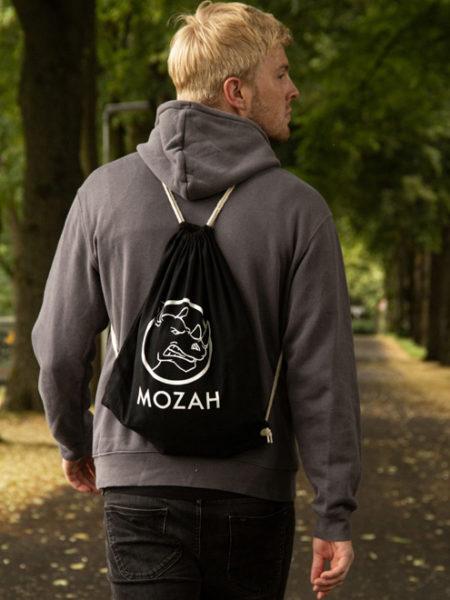 MOZAH - BEUTEL BLACK