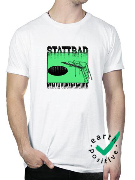 Stattbad - Shirt White - Ecoline