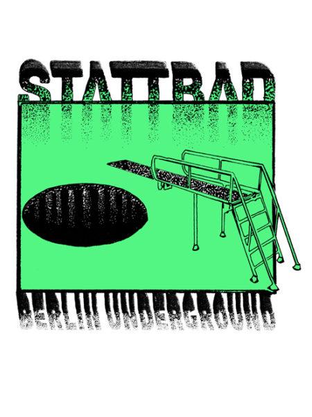 Stattbad – Shirt White – Ecoline