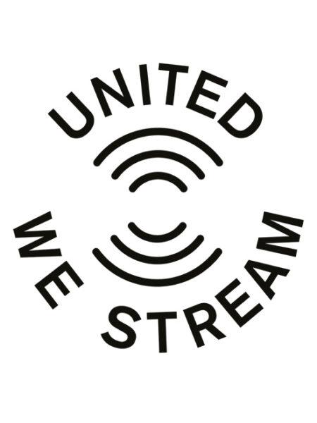 UnitedWeStream – Leipzig – Shirt White – Ecoline