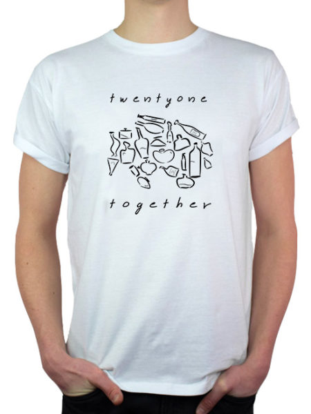 WKT - 21 Together - Shirt White