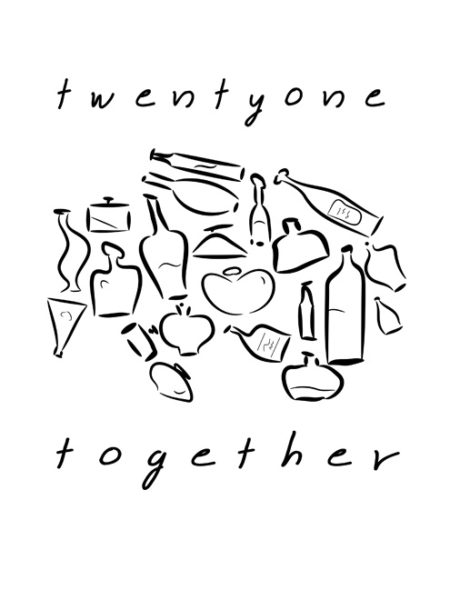 WKT – 21 Together – Shirt White