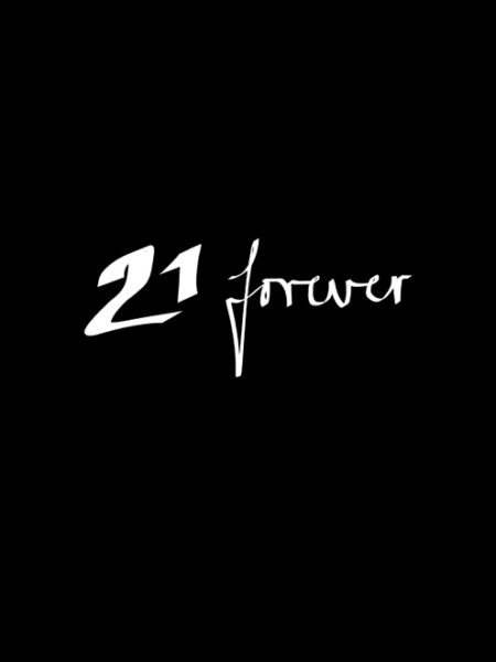 WKT – 21 Forever – Shirt Black