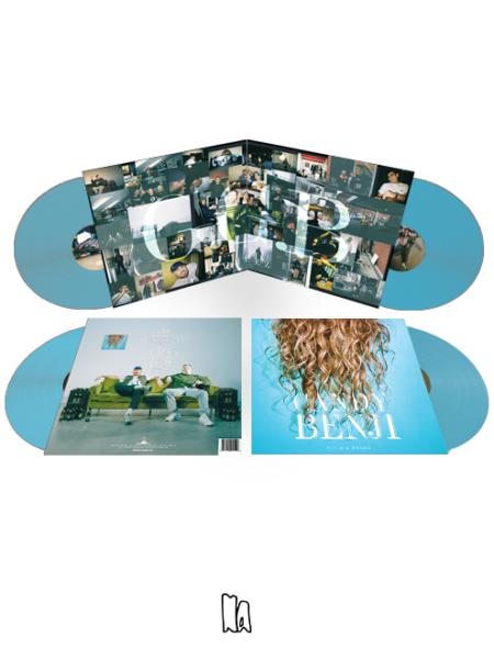 Candy Benji Vinyl – VORBESTELLUNG 12.06.