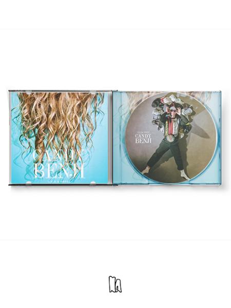 Candy Benji CD