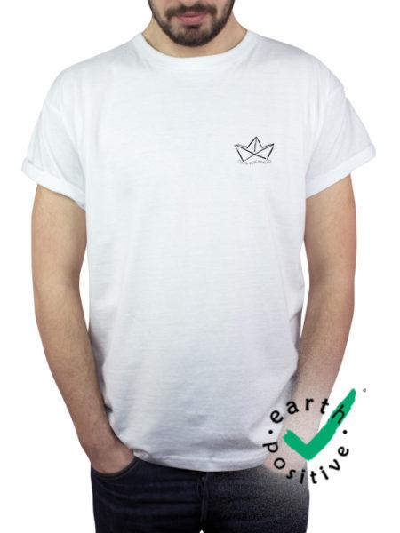 Café Küstenkind - Shirt White - Ecoline