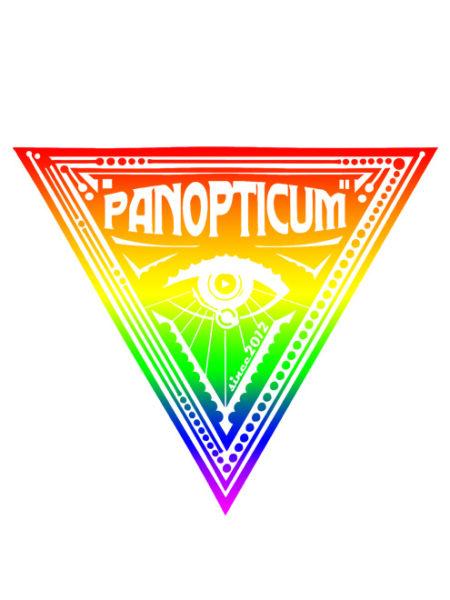 PANOPT-SHIRT REGENBOGEN, ECOLINE