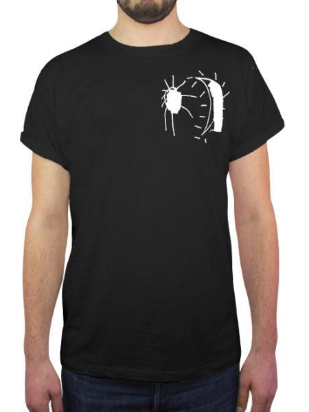 Perlou – Mond Geht Auf – Shirt Black