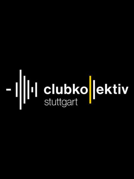 Clubkollektiv Stuttgart – Hoody Black – UNISEX