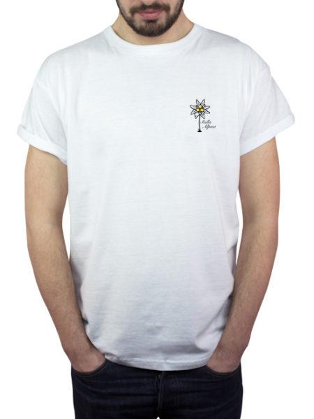 Stella Alpina Ristorante - Shirt White - Ecoline