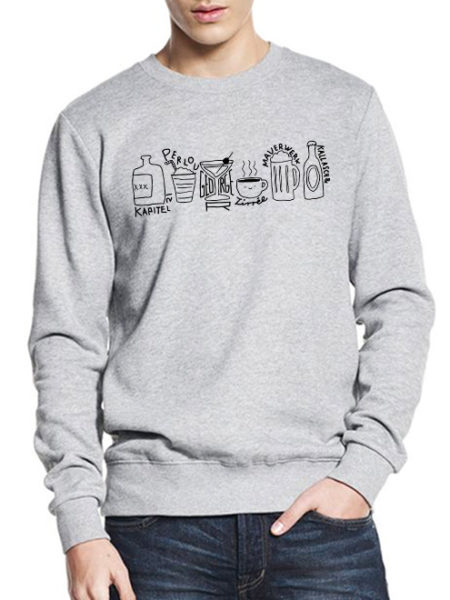 BARPARADE SWEATER GREY