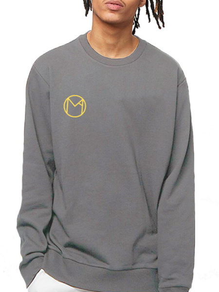 MOA SWEATER STEELGREY