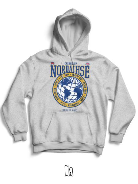 NORDACHSE HOODIE GREY