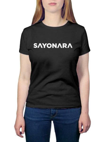 Sayonara - 2k21 Shirt Ladies